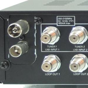 Комбинированный DVB-S2/T2/C HD-ресивер Dr.HD Grand Triple Combo
