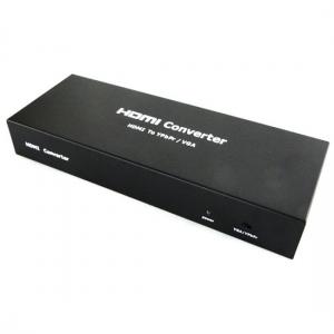 Конвертер Stereo + VGA + YPrPb в HDMI + SPDIF / Dr.HD CVY03H
