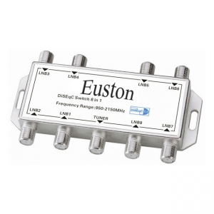 Дисек-переключатель Euston GD-81A DiSEqC 8x1