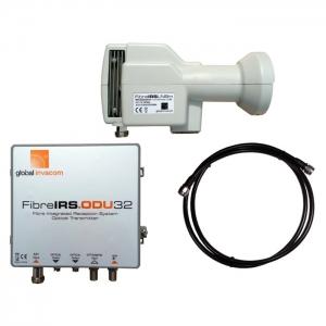 Комплект круговой оптический Invacom FibreIRS ODU32 kit Circular