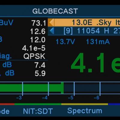 Универсальный анализатор спектра Dr.HD 1000 S+