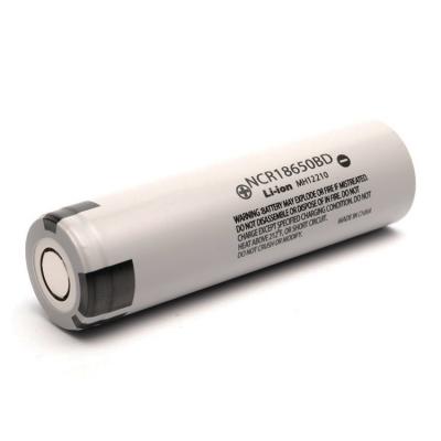 Аккумулятор 18650 Li-ion Panasonic NCR18650BD - 10 шт