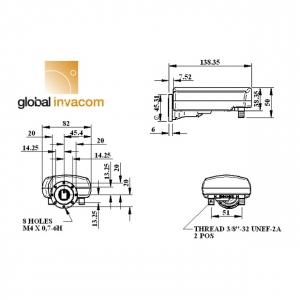 Invacom TWF-031 Twin