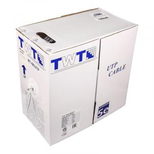 Кабель витая пара TWT UTP CAT5e PVC - Бухта 305м