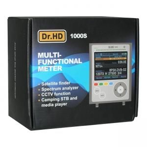Универсальный анализатор спектра Dr.HD 1000S