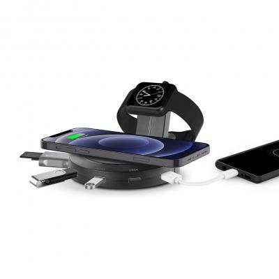 Универсальная зарядная станция и USB 2.0 хаб Dr.HD 305 Super Charging Organizer