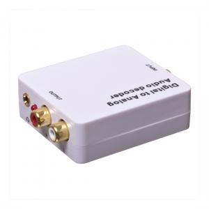 Конвертер Coaxial + SPDIF в AV + Audio 3.5mm / Dr.HD CA 222 DAS