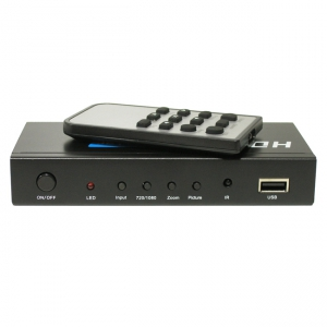 Конвертер VGA + YPbPr + Audio 3.5mm в HDMI / Dr.HD CV 313 VYHP