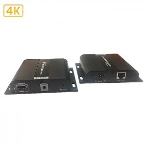 Комплект приемник-передатчик HDMI по IP / Dr.HD EX 120 HDBitT