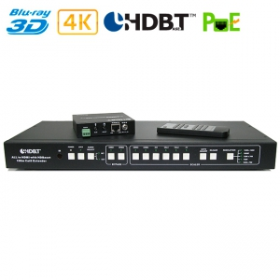 HDMI конвертер-удлинитель по UTP / Dr.HD EXCV 100 HBT