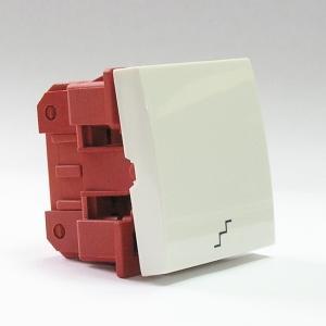 Выключатель 1 клавишный лестничный Dr.HD, 45х45