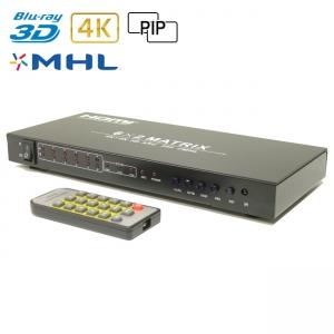 HDMI матрица 6x2 с PiP / Dr.HD MA 624 FS