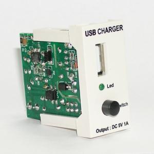 Розетка USB 2.0 для зарядки устройств / Dr.HD SOC USB 2.0 CG