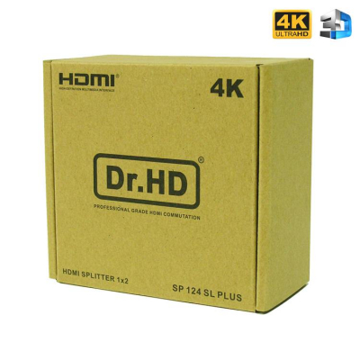 HDMI сплиттер-разветвитель 1x2 Dr.HD SP 124 SL Plus