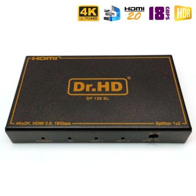 HDMI делитель на 2 выхода