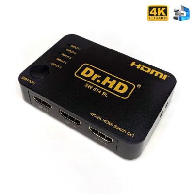 HDMI переключатель 5x1 / Dr.HD SW 514 SL
