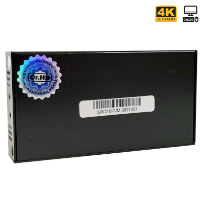 HDMI + USB переключатель Dr.HD SW 216 KVM