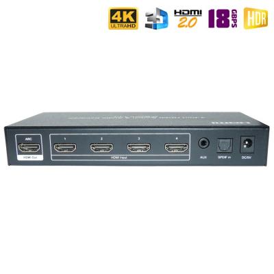 HDMI 2.0 переключатель 4x1 / Dr.HD SW 416 SLA