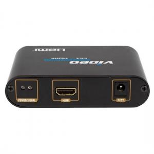 Конвертер Dr.HD VGA + Audio 3.5mm в HDMI