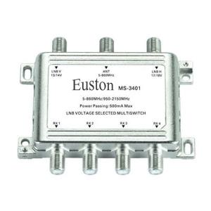 Мультисвитч 3x4 Euston MS-3401
