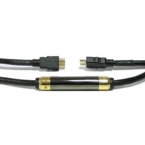 HDMI кабель 20 м с репитером, Dr.HD