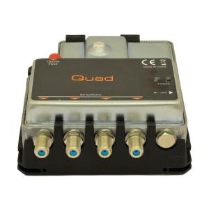 Оптический шлюз Invacom FibreIRS GTU Quad Mark 2