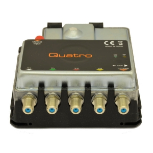 Оптический шлюз Invacom FibreIRS GTU Quatro Mark 2