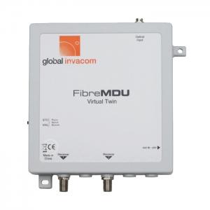 Оптический узел Invacom Fibre MDU Twin