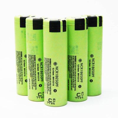 Аккумулятор 18650 Li-ion Panasonic NCR18650PF - 5 шт