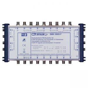 Мультисвитч 9x8 Spaun SMK 9989 F