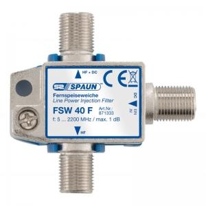 Инжектор питания Spaun FSW 40 F