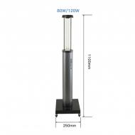 Ультрафиолетовая бактерицидная лампа с датчиком движения Dr.HD Quartz 120 Вт Озоновая