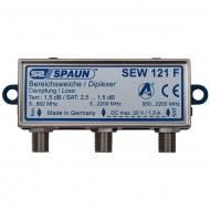 Диплексер Spaun SEW 121 F