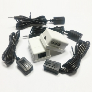 Dr.HD ИК-удлинитель по UTP на 3 устройства