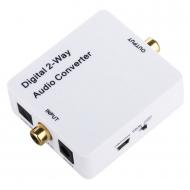 Конвертер Coaxial + SPDIF в Coaxial + SPDIF / Dr.HD CA 123 DD