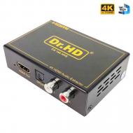 Конвертер HDMI в HDMI + SPDIF + L/R Audio / Dr.HD CA 144 HHS
