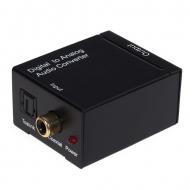 Конвертер Coaxial + SPDIF в AV / Dr.HD CA 210 DA