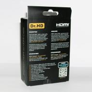 HDMI кабель 1.8 м Premium Dr.HD