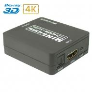 Конвертер HDMI в HDMI + SPDIF + Audio 3.5mm / Dr.HD CA 134 HHA