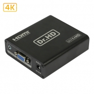 Конвертер VGA + Audio 3.5mm в HDMI / Dr.HD CV 146 VAH