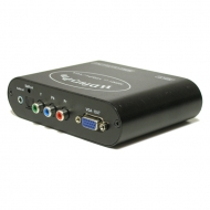 Конвертер 2x HDMI в VGA + YPbPr + SPDIF + Audio 3.5mm / Dr.HD CV 233 HVY