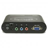 Конвертер 2x HDMI в VGA + YPbPr + SPDIF + Audio 3.5mm / Dr.HD CV 233 HVY