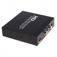 Конвертер CVBS + HDMI в HDMI / Dr.HD CV 133 CH