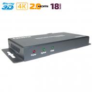 HDMI 2.0 удлинитель по оптике / Dr.HD EF 1000 Plus 2.0