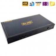 HDMI 2.0 удлинитель по UTP с HDBaseT / Dr.HD EX 100 BT18Gp