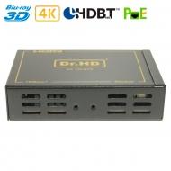 HDMI удлинитель по UTP / Dr.HD EX 100 BTR New