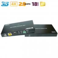 HDMI 2.0 удлинитель по UTP с HDBaseT / Dr.HD EX 70 BT18Gp