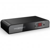 HDMI удлинитель по коаксиальному кабелю / Dr.HD EX 100 RF