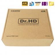 Оптический HDMI кабель Dr.HD FC 20 м