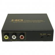 Конвертер HDMI в CVBS Auto / Dr.HD CV 123 HC